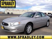 2006 Buick LaCrosse 4dr Car CXL Our Location is: