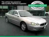2006 Buick LaCrosse 4dr Sdn CXL 4dr Sdn CXL Our