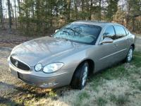 2006 Buick La Crosse CX. This nice clean little car