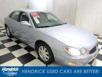 -Priced below the market average!- This 2006 Buick
