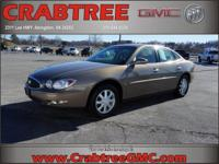 Options:  2006 Buick Lacrosse Cx|Cx 4Dr Sedan|3.8L|6