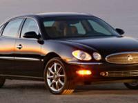 Body: 4dr Car, Engine: Gas V6 3.8L/231, Fuel: Gasoline
