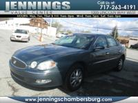 Exterior Color: blue granite, Body: CXL 4dr Sedan,