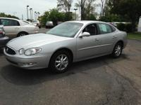 Options:  2006 Buick Lacrosse Cxl 4Dr