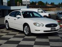 If you demand the best, this terrific 2006 Buick