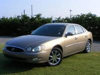 This 2006 Buick LaCrosse CXS is offered exclusively by