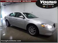 2006 Buick Lucerne 4dr Car CXL Our Location is: Young