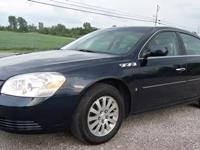 2006 BUICK LUCERNE, 3.8 V6, Auto, Blue/tan power seat,