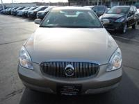 Options:  2006 Buick Lucerne Cx|Champagne|This Is The
