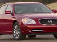 Options:  2006 Buick Lucerne Cx|Silver/|V6 3.8L