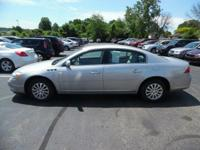 Check out this 2006 Buick Lucerne CX. Its Automatic