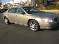 UNDER 74,000 MILES! 2006 Buick Lucerne CXL Sedan. Full