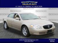 People everywhere will love the way this 2006 Buick