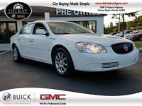 Options:  2006 Buick Lucerne Cxl| |Air