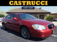 Recent Arrival!  Clean CARFAX.  Wine Red 2006 Buick