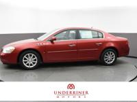 A BETTER BUYING EXPERIENCE. 2006 Buick Lucerne CXL