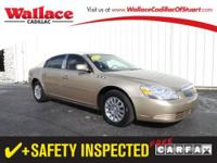 2006 BUICK Lucerne SEDAN 4 DOOR 4dr Sdn CX Our Location