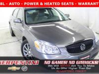 CXL - LEATHER/HEATED SEATS - ALLOY WHEELS - CLEAN