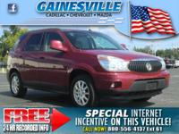Options Included: Cx Plus Package, 6 Speakers, AM/FM