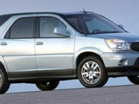 Options:  2006 Buick Rendezvous 4Dr Cx Awd|Miles: