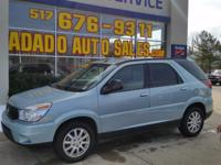 Options:  2006 Buick Rendezvous Visit Adado Auto Sales
