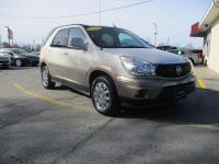 Options:  2006 Buick Rendezvous 4D Wagon Fwd