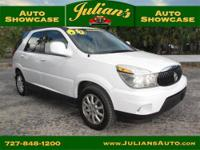 We present to you this 2006 Buick Rendezvous CXL model.