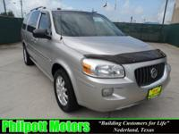 Options Included: N/A2006 Buick Terraza, silver with