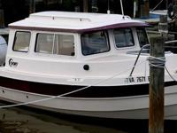 2006 C-Dory 22 Cruiser, Engine: Honda 2014 90 HP, Gas