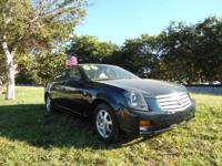 Our '06 CTS resolves the concept that American luxury