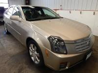 Our '06 CTS dispels the idea that American luxury and