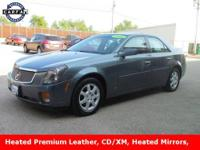 CTS SEDAN - 2.8L V6 DOHC, 5-Speed Automatic with