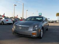 Low Miles! Ride in Style in this Cadillac CTS Dyer