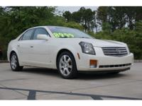 Traction Control comes equipped on this 2006 Cadillac