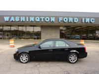 Options Included: Cts, Leather, CD Radio, Full Power,