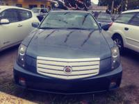 Options:  2006 Cadillac Cts Base|4Dr Sedan W/2.8L|All