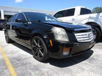 Look at this 2006 Cadillac CTS BASE. Its transmission