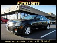 2006 Cadillac CTSLoaded up!All PowerBlack on Grey