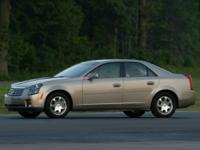 ** 2006 Cadillac CTS in White AURORA