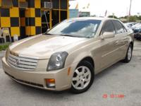 Options Included: N/AThis Cadillac is HOT! Tan leather