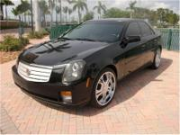 2006 Cadillac CTS Sedan Our Location is: Sunny Florida
