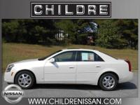 Take a look at this super nice 2006 Cadillac CTS Sedan.