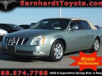 We are happy to offer you this 2006 Cadillac DTS which