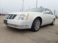 Options:  2006 Cadillac Dts |White Exterior|Stock
