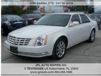 2006 Cadillac DTS, 57,105 miles Year: 2006 Make: