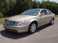 2006 Cadillac DTS Sedan Our Location is: Cadillac of