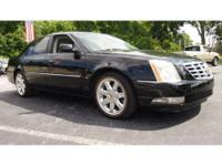 Wow look at this 2008 Cadillac DTS in Black. Amazing