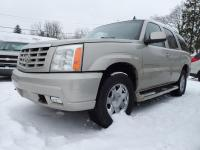 Options:  2006 Cadillac Escalade Base Awd 4Dr