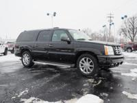 Options:  2006 Cadillac Escalade Esv Platinum