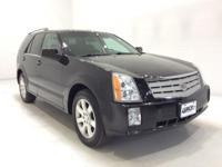 Options:  2006 Cadillac Srx V8|Black|Awd|Alloy